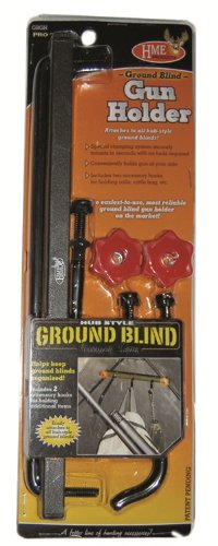 Review HME Products Men's Ground Blind Gun Holder