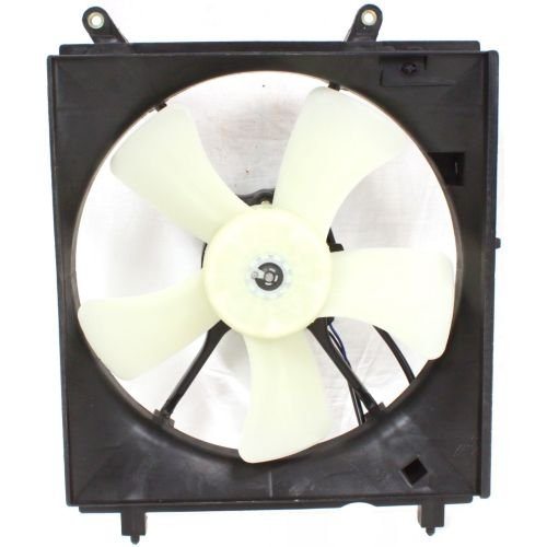 Cooling Radiator Fan Cyl 6 (Perfect Fit Group REPL160901 - Camry / Es300 Radiator Fan Shroud Assembly, RH, 6 Cyl)