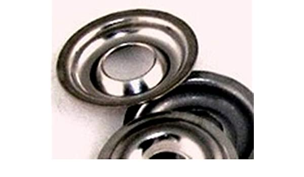 3//8 Qty-100 Finishing Cup Washer 410 Stainless Steel