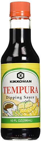 Kikkoman Tempura Dipping Sauce 10 oz (Pack of -