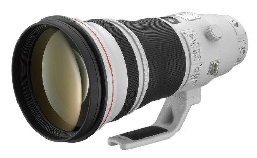 Canon EF 400mm f/2.8L IS USM II Super Telephoto Lens for Canon EOS SLR Cameras by Canon