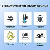 Wetsuits Women and Men 3mm Neoprene Full Body Rash