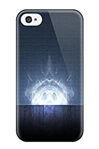 Tpu Case For Iphone 4/4s With Modern