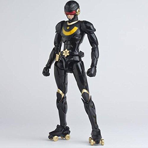 la mejor oferta de tienda online Sentinel Tatsunoko Heroes fightingear muteking The Dashing Warrior negro Color Color Color Version  envío gratis