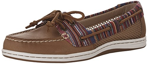 Sperry Womens, Firefish Lace Up Boat Shoe Tan Tan