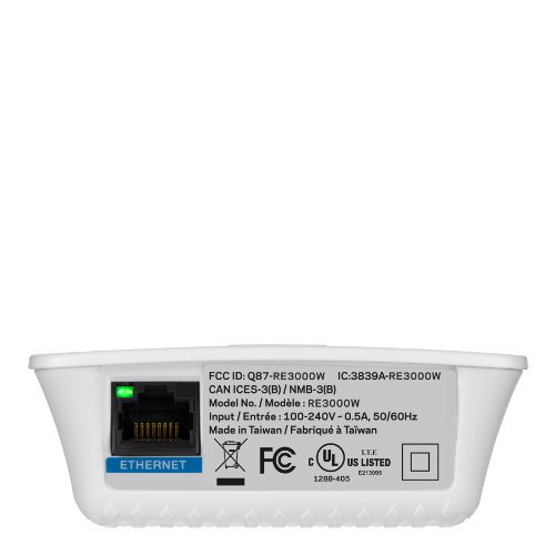 Linksys RE3000W N300 Wi-Fi Range Extender (RE3000W) by Linksys (Image #5)