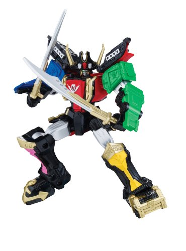 Power Rangers Super Megaforce - Legendary Megazord Action Figure