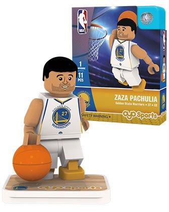 Oyo Sports Nba Minifigure Golden State Warriors Zaza Pachulia