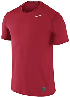 33ccc0f1 Amazon.com: NIKE Men's Pro Fitted Short Sleeve Shirt: Clothing