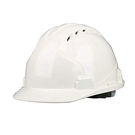 WYNZYSLBD Casco De Trabajo De Construcción De Sombreros Duros, con ...