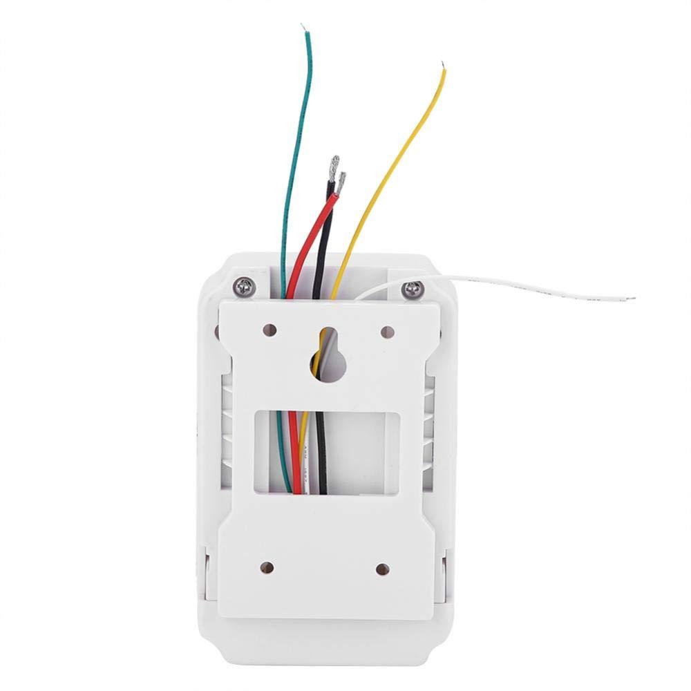 12V Detector de Gas Natural Propano Butano LPG para Motor Cocina Inicio Marino Zerone Sensor de Alarma de Gas