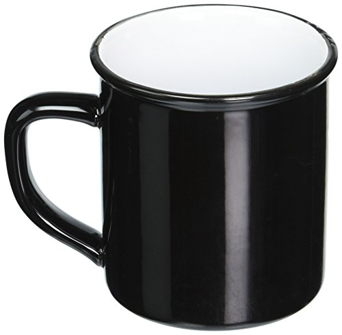 Abbott-Collection-Enamel-Look-Stoneware-Mug-Black