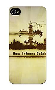 Iphone 5/5s Scratch-proof Protection Case Cover For Iphone/ Hot New Orleans Saints Nfl Football Sh Phone Case