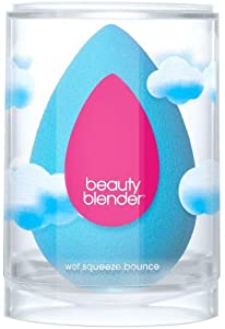 BEAUTYBLENDER Limited Edition TOPAZ SKY Makeup Sponge for Liquid Foundations, Primers, Powders & Creams, Cruelty Free, Vegan and Made in the USA