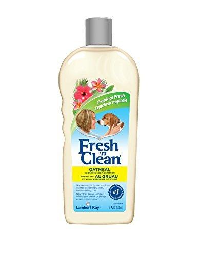 Fresh n Clean Oatmeal & Baking Soda Shampoo, 18 oz. by Fresh 'n Clean (Lambert Kay Oatmeal)