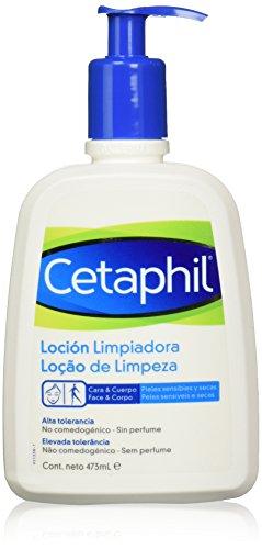 Cetaphil Locion Limpiadora Liquida, 473 ml