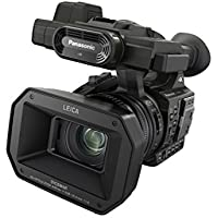 Panasonic 4K HC-X1000 20x Optical Zoom Camcorder - MPEG - 4 AVC and H.264 - CMOS (International Model)