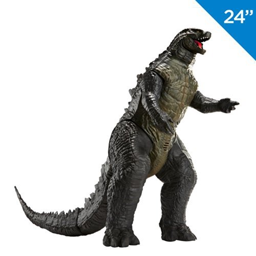 "Warner Bros. Godzilla Giant Size 24"" Tall Action Figure"