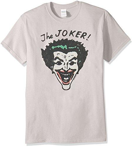 Batman+Retro+Shirts Products : Trevco Men's Batman Retro Joker Adult T-Shirt