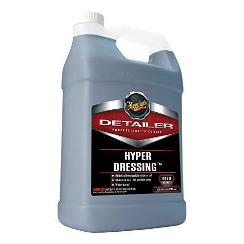 Meguiars D17001 Hyper Dressing Gallon product image