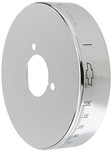 Harmonic Balancer Cover - GM Specialty 141729 Harmonic Balancer Cover 8.0
