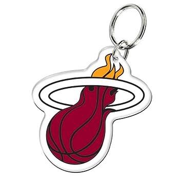WinCraft Miami Heat Premium NBA llavero: Amazon.es: Juguetes ...