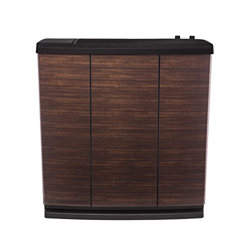 AIRCARE H12600 Digital Whole-House Console-Style Evaporative Humidifier, Copper Night, (Best Whole Room Humidifier)