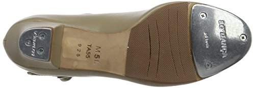 Donc Danca Ta55 Adulte Tap Tap Shoe (adulte 5, Tan)