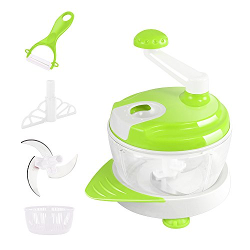 LOHOME Hand Powered Food Chopper Complementary product image