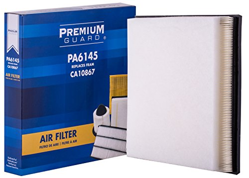 PG Air Filter PA6145 | Fits 2010-16 Cadillac SRX, 2011 Saab 9-4X