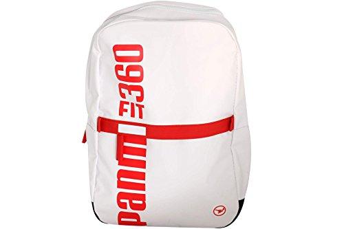 Rucksack Panini FIT 360 39 x 27 x 12 cm weiß rot Tasche iNLhxIXVXc