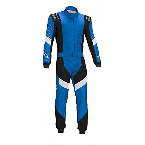 Sparco X-Light RS-7 Racing Suit 001108 (Size 64, Black) -