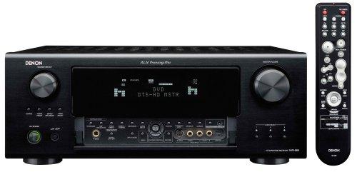 Denon AVR-988 7.1-Channel Multizone Home Theater Receiver (Discontinued by Manufacturer) (Denon 110)