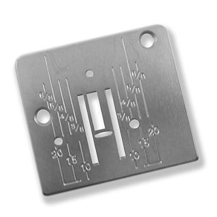 Amazon Zig Zag Needle Plate For Viking Huskystar 40 40 Awesome Huskystar 215 Sewing Machine Reviews