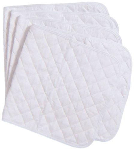 Tough 1 Quilted Leg Wraps, White, 12x30-Inch by Tough 1