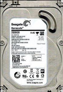 SEAGATE 9YN164-500 Amazon.com: Seagate ST2000DM001 F/W: CC4B P/N: 9YN164-500 TK 2TB
