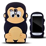 Zooky Cover - Funda para móvil Samsung Galaxy S3 Mini, negro