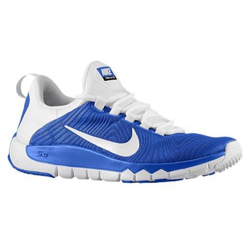 Nike Gratis Trainer 5,0 (v5) Training Schoen (10, Royal / Wit)