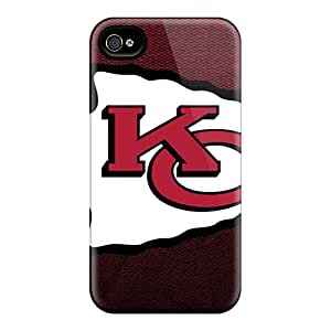JohnPrimeauMaurice Iphone 6plus High Quality Hard Phone Cover Customized Vivid Kansas City Chiefs Skin [pwp12657weRH]