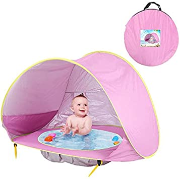 Baby Beach Tent UV Protection Pool Baby Beach Tent Pop up