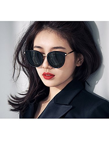 CARIN 2016 SBM Hollywood Star Polarized Sunglasses for Women (3 Colors - Black, Wine, Pink) - Sunglasses Biggest Company