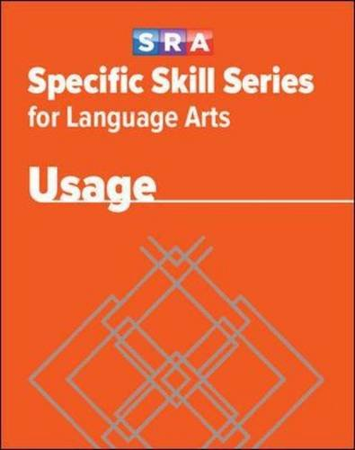 specific skill series for language arts usage book level 読書