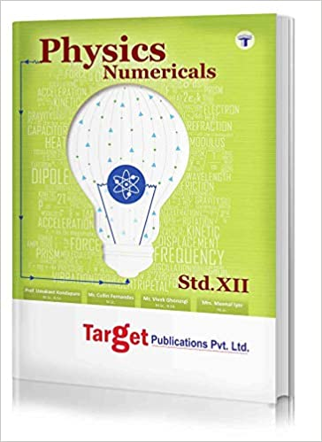 Std 12th Physics Numericals, Science Maharashtra Board: Amazon in