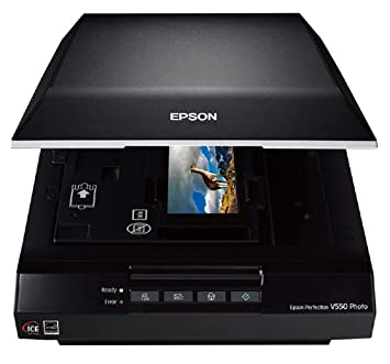 Epson Perfection V550 Scanner (Certified Refurbished)