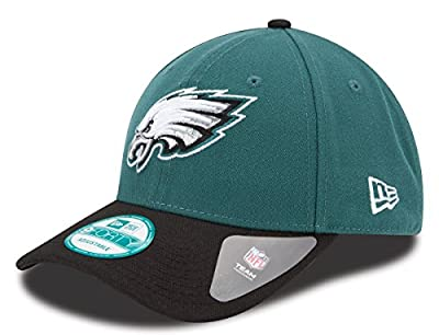 Men's New Era Philadelphia Eagles The League 9FORTY? Structured Adjustable Hat Adjustable from New Era