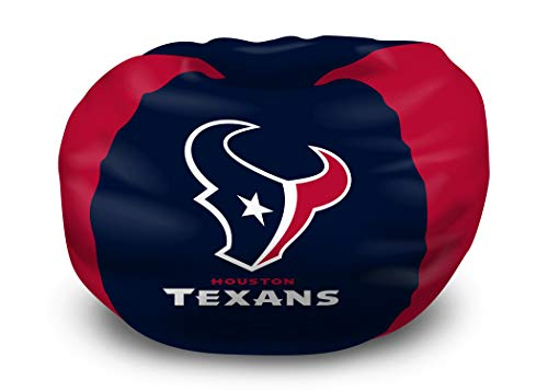 Bean Chair Bag 102 (The Northwest Company NFL Houston Texans Bean Bag Chair)
