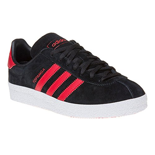 adidas Topanga Black Scarlet White Negro