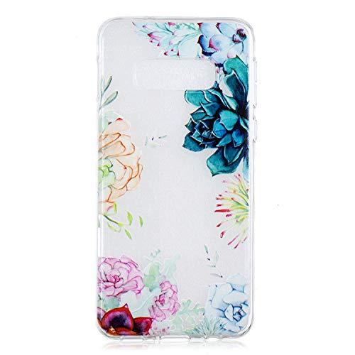 - Galaxy S10e Case, 5.8-inch [Galaxy S10e] Flexible Gel Case, SeiroKern Slim Fit Durable Clear Crystal Tranparent Soft TPU Skin Cover Case W/Stylus for Samsung Galaxy 10e 5.8