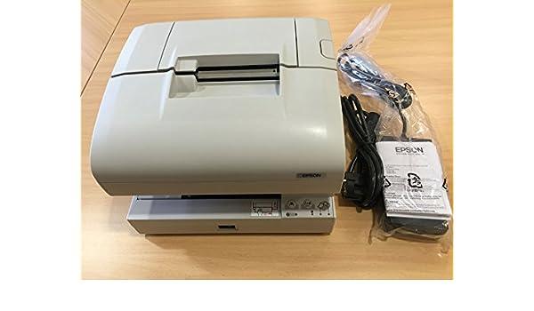 Impresora Ticket caja Epson TM-J7500P m184b Boutique TPV POS ...