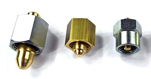 TamerX Diesel Fuel Injector Cap / Block-Off Tool Set for 6.6L Duramax and 5.9L & 6.7L Dodge/Cummins Applications 2001-2017